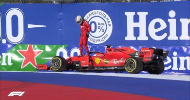 Vettel si ritira: la Ferrari torna dietro alle Mercedes