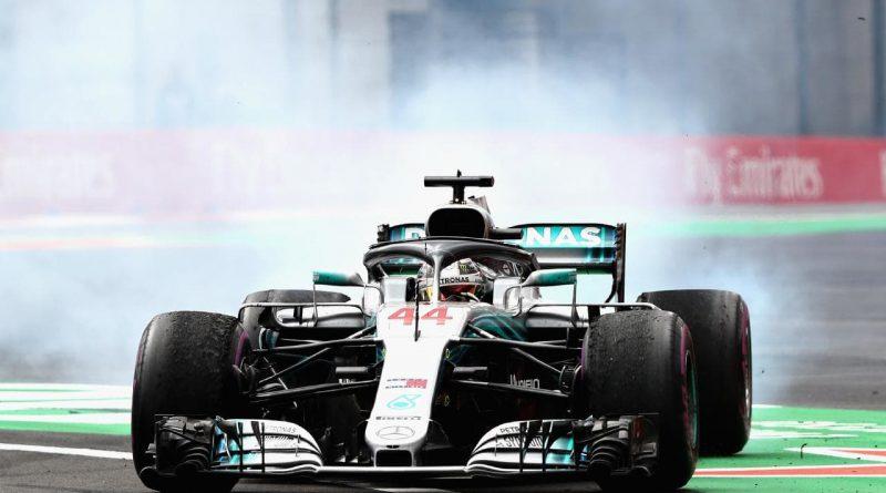 Lewis beffa le Ferrari anche in Messico. Tra una settimana saràcampione