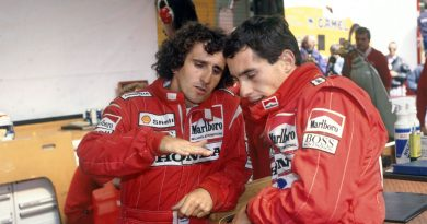 Quattordici anni di Formula 1 nel segno di AlainProst