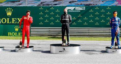 Solo un grande Leclerc oscura la scarsa competitività dellaFerrari